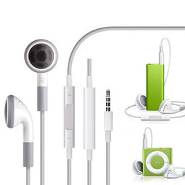 3.5mm Stereo Earphone Headphone with mic for Iphones