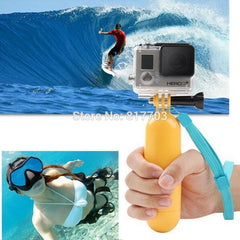 Floating Hand Grip Handle Mount Accessory For Gopro Hero 4/3+/3/2/1 Sj4000 Sj5000 Sj6000 Sj7000