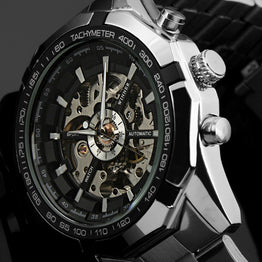 Luminous Automatic Mechanical Watch for Men