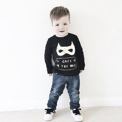 Batman Hoody Sweater Top / Tees for Baby Boys