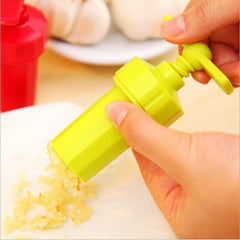 Ginger Garlic Manual Press Twist Cutter Crusher Cooking Tool