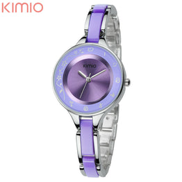 Lady Fashion Bracelet Japan Quartz Women Casual Watch