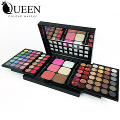 Queen 78 Colors 3 Layers Sliding Makeup Set