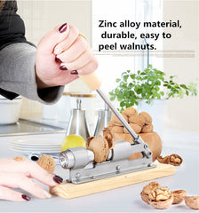 New high quality mechanical sheller walnut nutcracker fast Opener Kitchen Tools