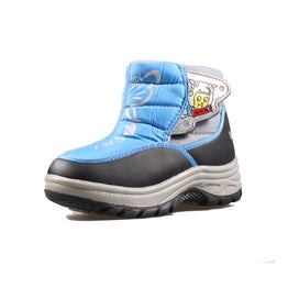 Waterproof Cotton Base Winter Boots for Kids