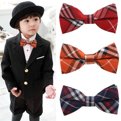 Adorable Handsome Adjustable Kids Bow Ties Necktie Bowtie i