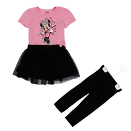 Baby Girl cartoon printed clothing sets for girls
