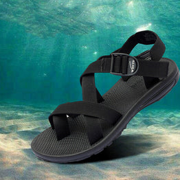 Rubber Sole Summer Sandals for Men