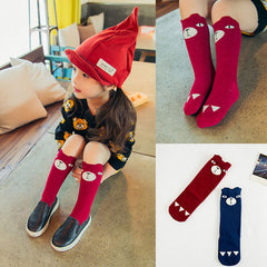 Many Style Lovely Baby Socks Animal Cartoon Infant Socks Anti-slip Boys Girls Socks