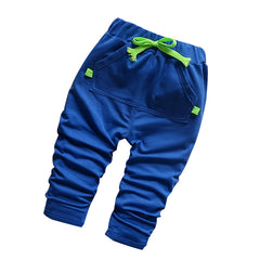 Casual Sports High Quality Cotton Baby Pants