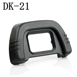 Black Rubber Eye Cup Viewfinder Eyepiece Eyecup for Nikon