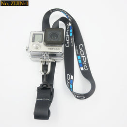 Neck Strap Lanyard for GoPro hero 2 3 4 4 Session Cameras