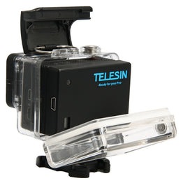 Telesin High Capacity Backup Extended Battery Pack For Gopro