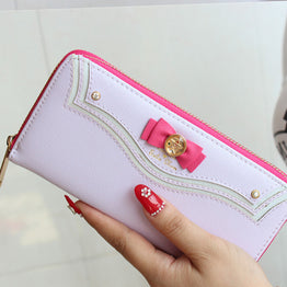 New Fashion Vega Sailor Leather Wallet Purse for Women
