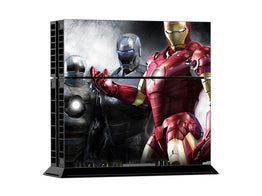 IRON MAN 704 Decal Sticker For PS4 Console