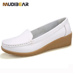 Artificial Leather Soft Causal Shoes