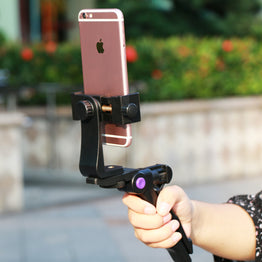 Multi-Use Handheld Stabilizer Pistol Hand Grip Selfie Stick