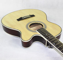 40-7 40 inch High Quality Acoustic Guitar Rosewood