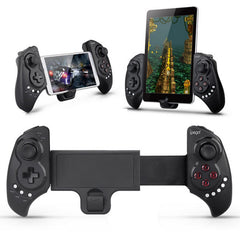 iPega Bluetooth Gamepad Stand Joystick Android Pro Gaming Controller for mobiles