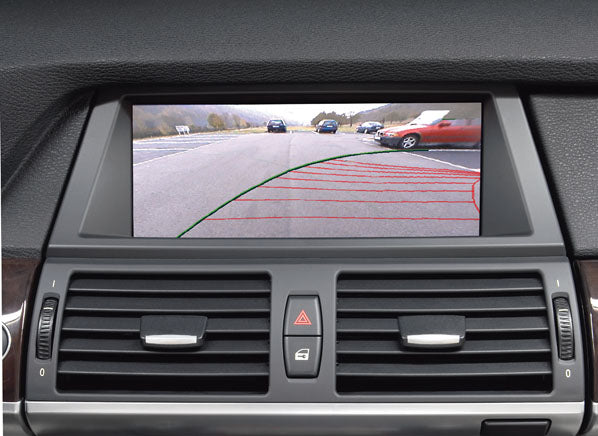 All cars must be equipped with a car reversing camera