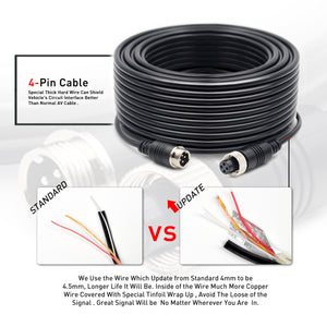 20m video extension cable
