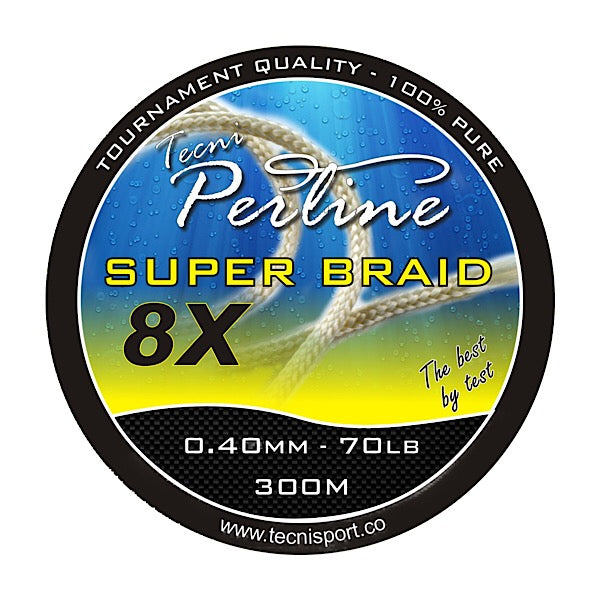 Perline 8 Strand Spectra Super Braid | 300m
