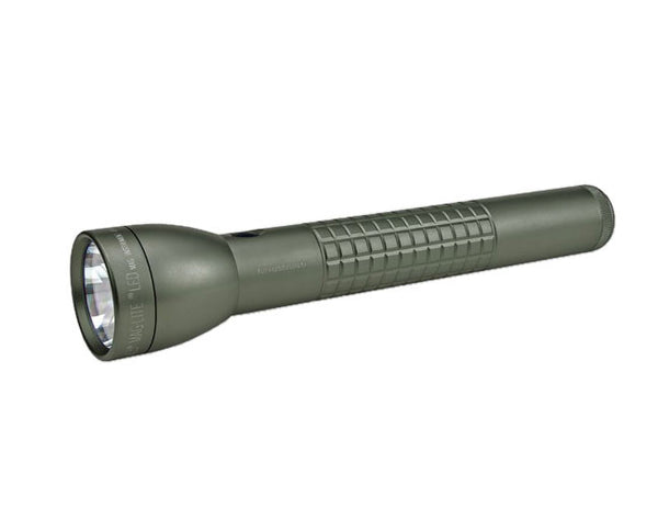 MAGLITE 2D Cell LED 524 Foliage Green -  Clam