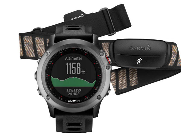fenix 3 - Grey Performance Bundle