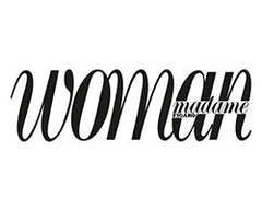 Logo de la revista woman