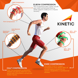 KINETIC Compression Sleeves