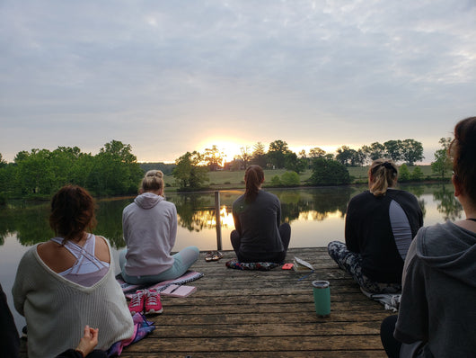 May 2019 Lake Anna Yoga & Ayurveda Retreat Deposit