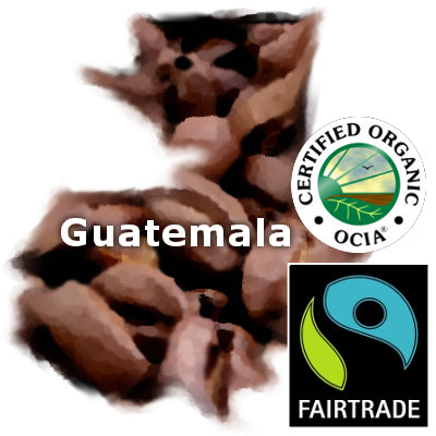 Guatemalan Fair Trade Organic 16 oz