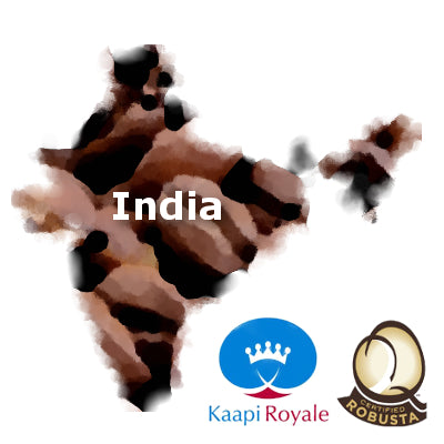 Indian Parchment Kaapi Royale Robusta 16 oz