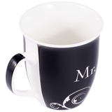 Mr. and Mrs. Christian Coffee Mug Set