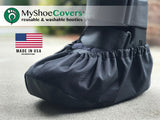 MyShoeCovers® One Fracture Walking Boot Cover