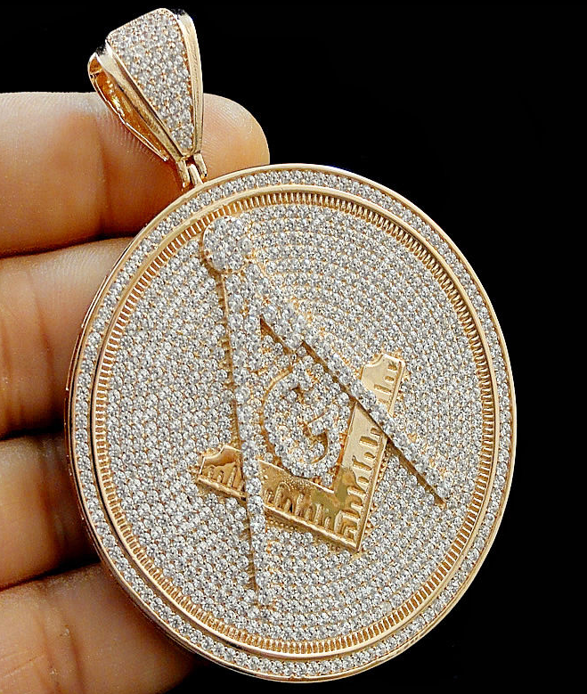 pendant jewelry gold hip hop out shatou diamond mens gun shining district view iced guangzhou cz details product panyu from lab