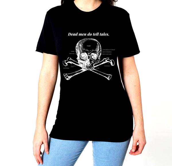 The Talking Jolly Roger Tee