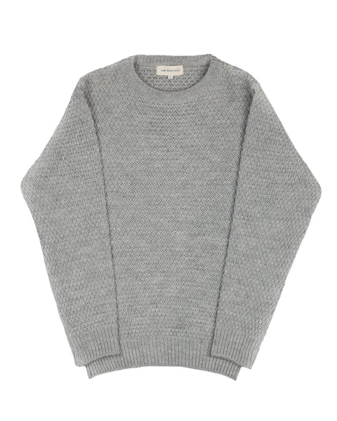 Fishermans Moss Stich | Grey
