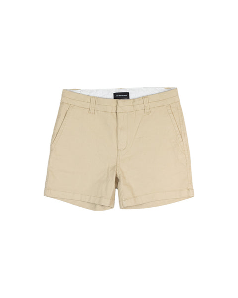 Beige Beach Short | For Her