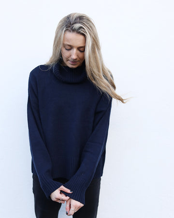 Cashmere Crop | Polo
