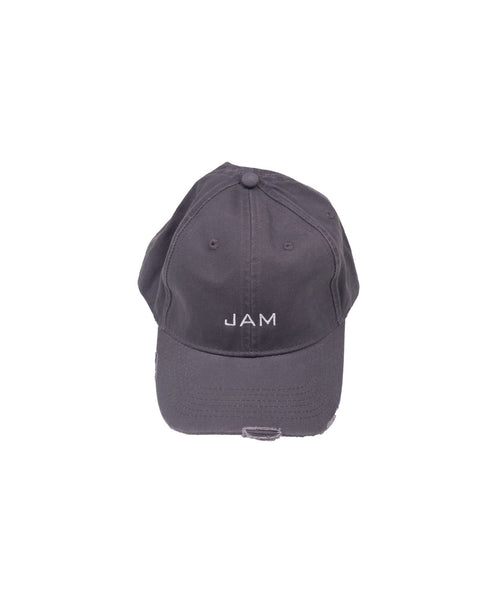 Grey | Dad Cap