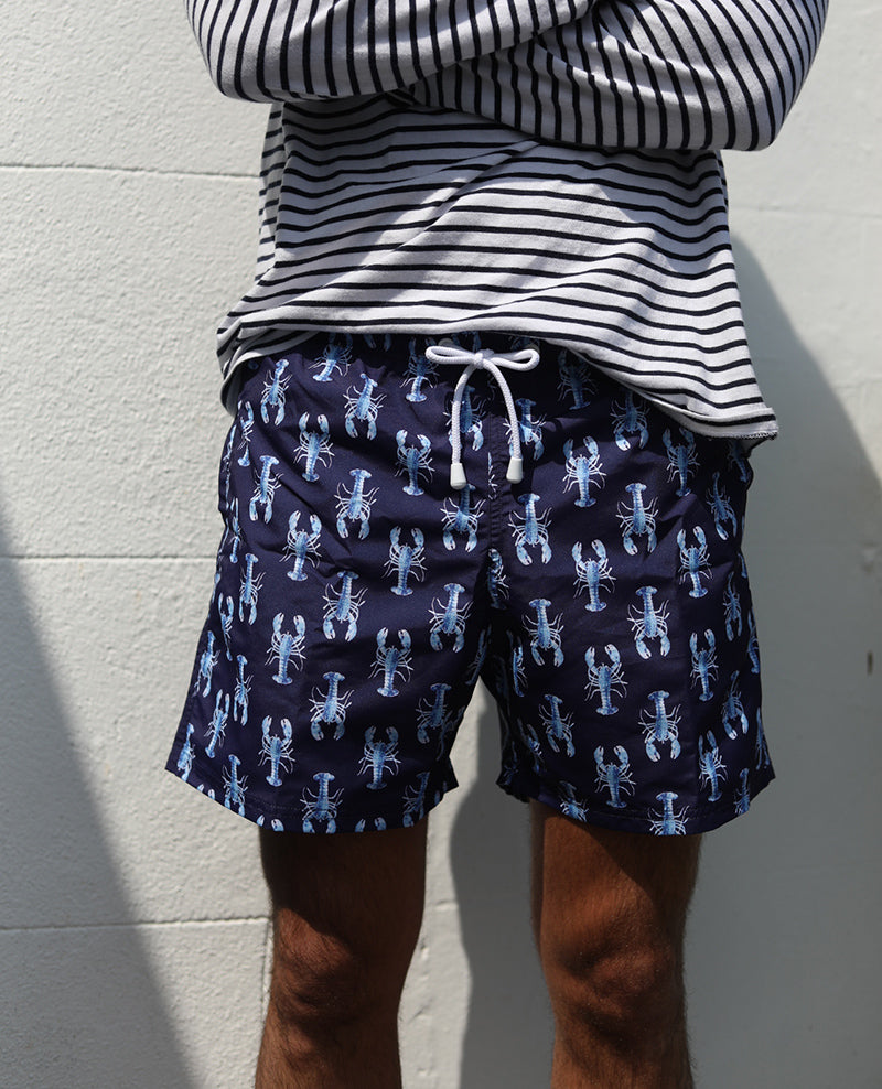 Swim Shorts | Lobster