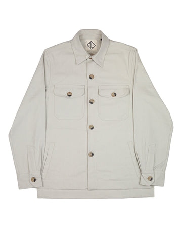 Workwear Jacket | Oatmeal