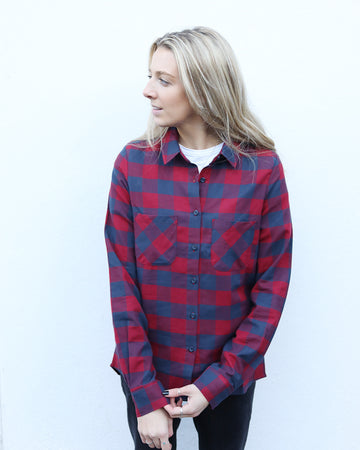 Checked Shirt | For Her