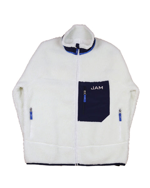 Rockaway Fleece | Off-white