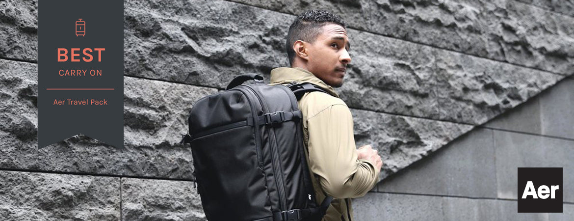 AER | Best working Backpack AER