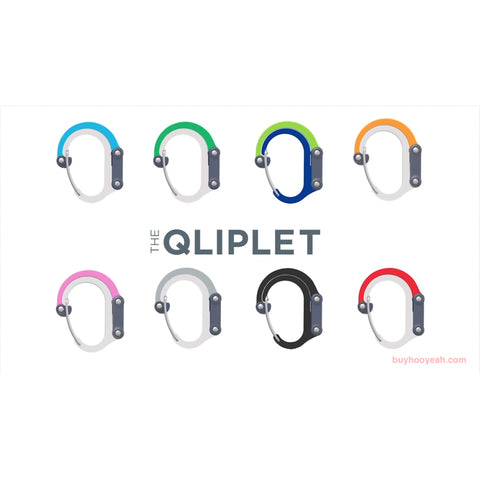 Qliplet 多用途夾子掛勾 | Qliplet Multi Functional Hook/Clip