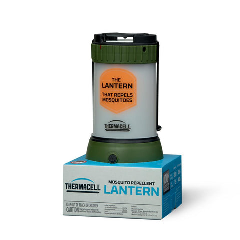 THERMACELL Scout Mosquito Repeller Camp Lantern