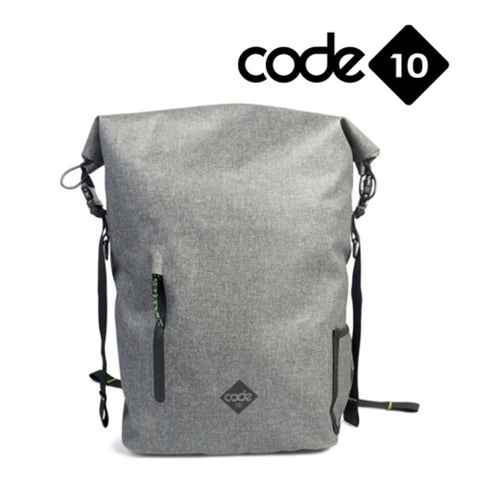 英國Code 10 防盜防水多功能背包 | 英國Code 10 Versatile Lockable Waterpoof Backpack