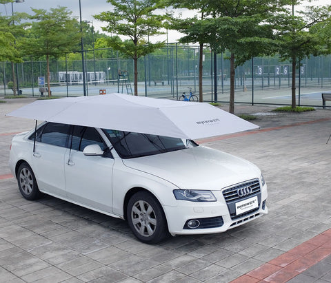 智能移動車篷 | Smart New Car Umbrella